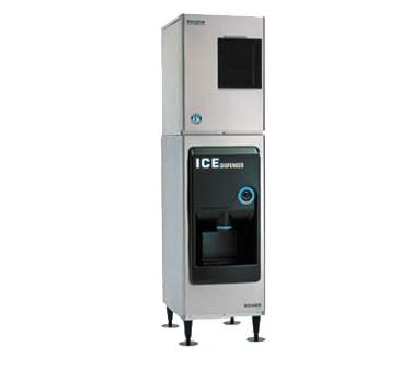 "superior-equipment-supply - Hoshizaki - Hoshizaki Stainless Steel 130 lb. Storage Capacity 22"" Width Ice Dispenser"