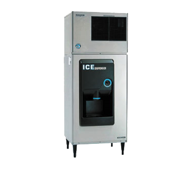 "Hoshizaki 30"" Wide 200 lb. Storage Capacity Ice Dispenser"