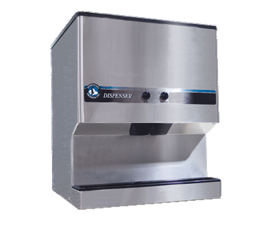 superior-equipment-supply - Hoshizaki - Hoshizaki Stainless Steel Ice & Water Dispenser With 200 lb. Ice Capacity