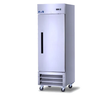 superior-equipment-supply - Arctic Air - Arctic Air Reach In Freezer One-Section, 23.0 Cubic Feet Capacity, Stainless Steel Exterior