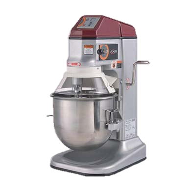 MVP Group Stainless Steel Countertop Electric 12 Quart Planetary Mixer
