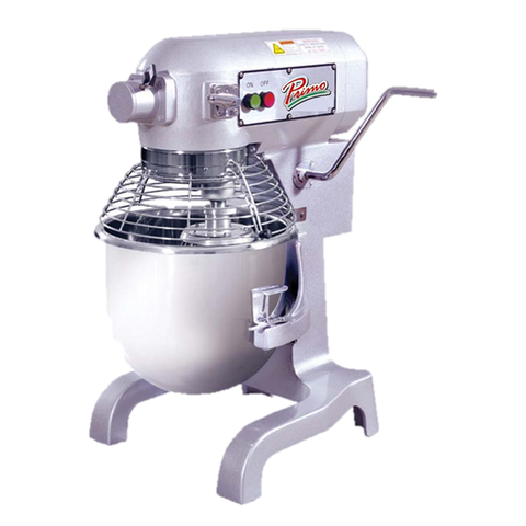 MVP Group Commercial Three Speed Electric 20 Quart Planetary Mixer