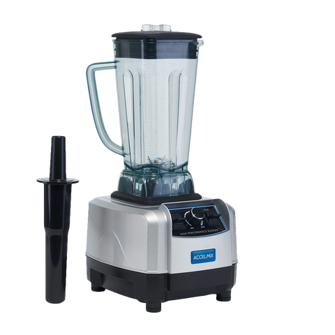 Winco AccelMix Electric 68 oz. Capacity Commercial Blender