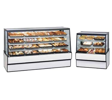 "Federal Industries High Volume Non-Refrigerated Bakery Case 50""W x 35""D x 42""H"