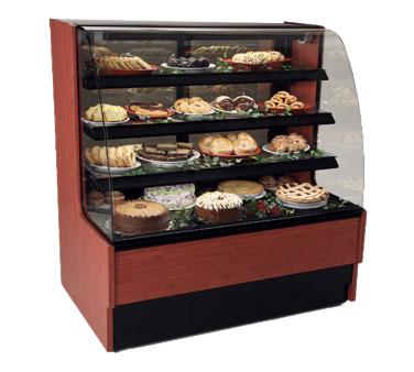 "superior-equipment-supply - Structual Concepts - Structural Concepts Harmony Service Non-Refrigerated Display Case 50-3/4""W"