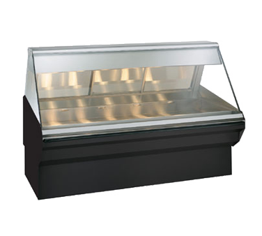 "superior-equipment-supply - Alto Shaam - Alto-Shaam Halo Full-Service Heated Display Case 72""W"