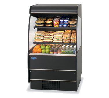 "superior-equipment-supply - Federal Industries - Federal Specialty High Profile Self-Serve Display Merchandiser 36""W x 60""H"
