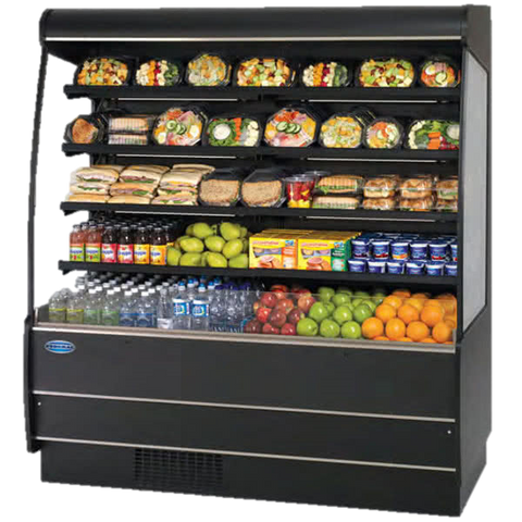 "superior-equipment-supply - Federal Industries - Federal High Profile Self-Serve Specialty Merchandiser 91""W"