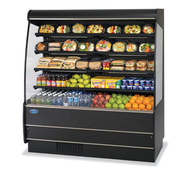 "superior-equipment-supply - Federal Industries - Federal Specialty High Profile Self-Serve Display Merchandiser 71""W"