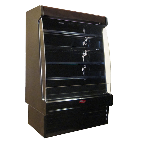 "superior-equipment-supply - Howard McCray Refrigerator - Howard-McCray Dairy Open Merchandiser 75""W"