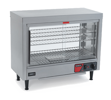 "superior-equipment-supply - Nemco Inc - Nemco 23-3/4"" x 28-1/8"" x 13-1/16""  Heated Display Case"
