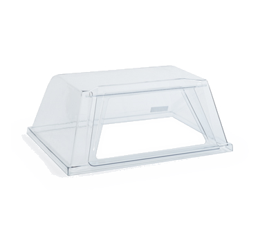 "superior-equipment-supply - Nemco Inc - Nemco Roll-A-Guard Clear Sanitary Sneeze Guard 36""W x 26.75""D x 9""H"
