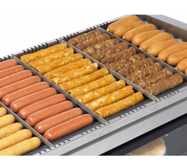 superior-equipment-supply - Star Manufacturimg - Star Hot Dog Roller Divider Kit For 30 Series Roller Grills