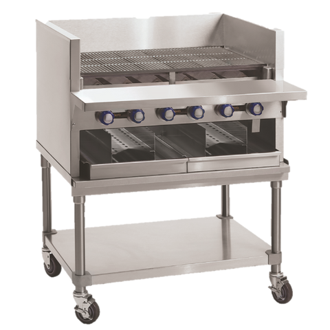 "superior-equipment-supply - Imperial - Imperial Stainless Steel 36"" Wide Equipment Stand"