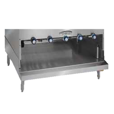 "superior-equipment-supply - Imperial - Imperial Stainless Steel 60"" Undershelf Equipment Stand"