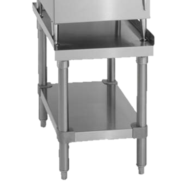 "Imperial Stainless Steel 15.5"" Wide Equipment Stand"