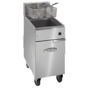 "superior-equipment-supply - Imperial - Imperial Stainless Steel 19.5"" Wide Fryer Dump Station"