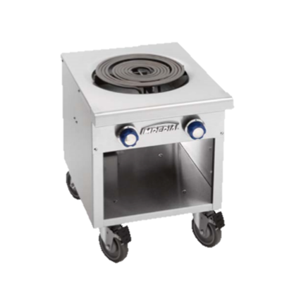 "superior-equipment-supply - Imperial - Imperial Stainless Steel 18"" Wide Electric Stock Pot Range"