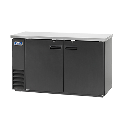 "superior-equipment-supply - Arctic Air - Arctic Air Two-Section Two Door Back Bar Refrigeratior 61""W"