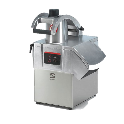 Sammic Countertop Stainless Steel Variable Speed Vegetable Prep Machine