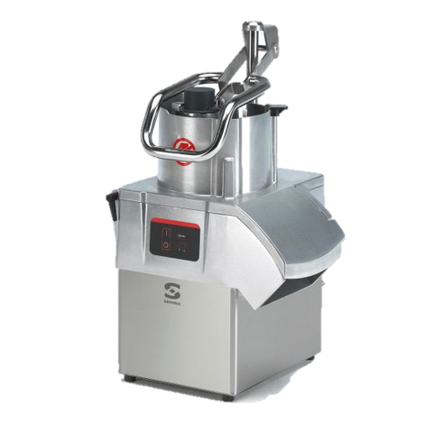 Sammic Countertop Stainless Steel Up To 1300 lbs, Variable Speed Vegetable Prep Machine