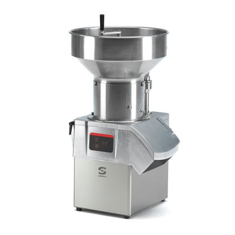 Sammic Countertop Automatic Hopper Stainless Steel Vegertable Prep Machine