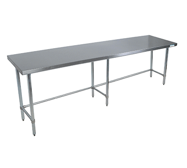 "superior-equipment-supply - BK Resources - BK Resources Stainless Steel Work Table 96""W x 24""D"