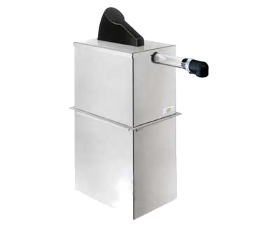 superior-equipment-supply - Server Products - Server Products SE-SS Stainless Steel Server Express Sealed System Pumps 1-1/2 Gallon (6 L) Cryovac Pouch