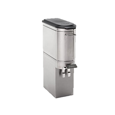 Grindmaster Cecilware Ice Tea Dispenser Stainless Three Gallon Capacity