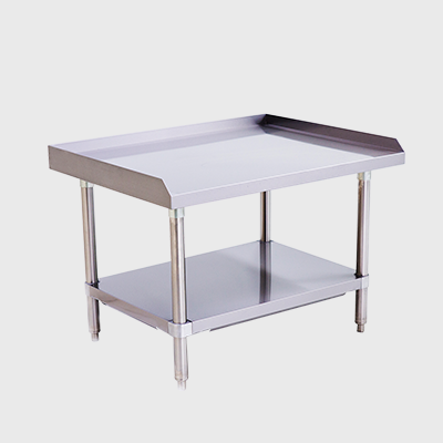 "Atosa Stainless Steel 36""W Under Shelf Equipment Stand"