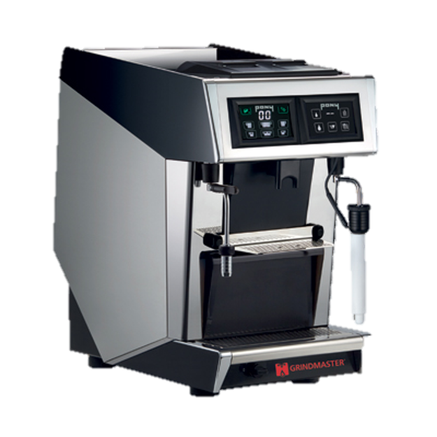 Grindmaster Cecilware Espresso Cappuccino Machine Super Automatic 2-Step 1 Group