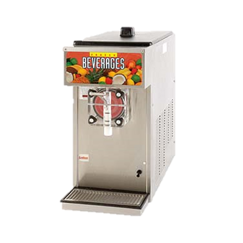 Grindmaster Cecilware Frozen Drink Machine Non-Carbonated Single Flavor One 6.5 Gallon Capacity Cylinder