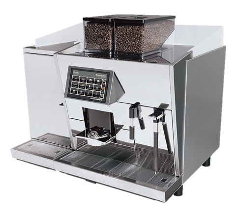 BUNN Espresso Machine 1-Step Super Automatic Two 3.3 lbs Grinders