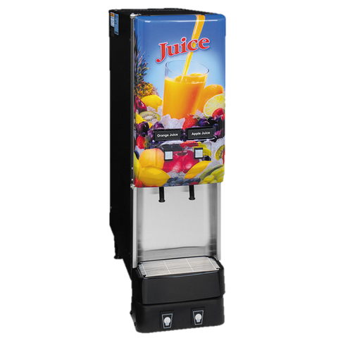 BUNN Electric Juice Dispenser Four 5 oz. Drinks/Minute