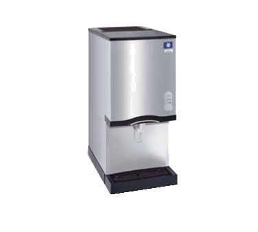 Manitowoc Nugget-Style Ice Maker & Water Dispenser 261 lb. Production Capacity