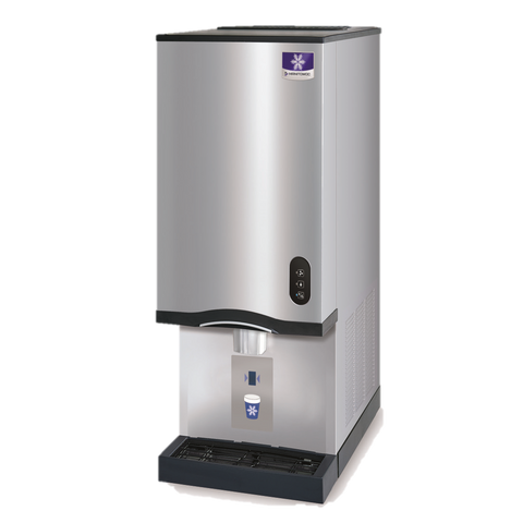 "Manitowoc, Ice Maker & Water Dispenser, Countertop, 16-1/2"" W x 24"" D x 42"" H, Capacity Up To 315 Lb/24 Hours"