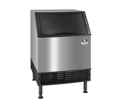 "superior-equipment-supply - Manitowoc - Manitowoc, NEO™ Undercounter Ice Maker, Cube-Style Ice Machine With Bin, Capacity 225 Lb/24 Hours, 26""W x 28""D x 38-1/2""H"