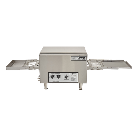 "superior-equipment-supply - Star Manufacturimg - Star Miniveyor® Stainless Steel Construction Conveyor Oven Electric Countertop 10.31"" W Belt"