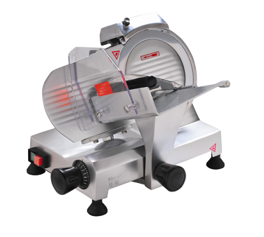 "superior-equipment-supply - Eurodib - Eurodib Electric Manual Meat Slicer With 10"" Blade"