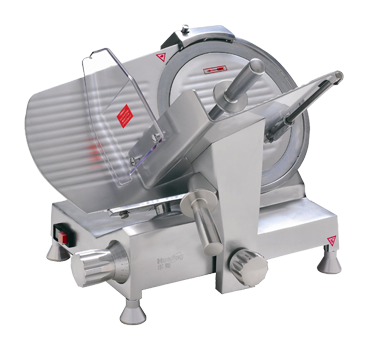 "superior-equipment-supply - Eurodib - Eurodib Electric Manual Meat Slicer With 12"" Blade"