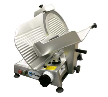 "superior-equipment-supply - Univex - Univex Electric Economy Series Slicer With 12"" Diameter Blade"