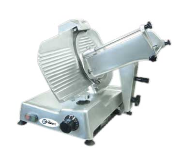 "superior-equipment-supply - Univex - Univex Electric Value Series Slicer With 12"" Diameter Blade"