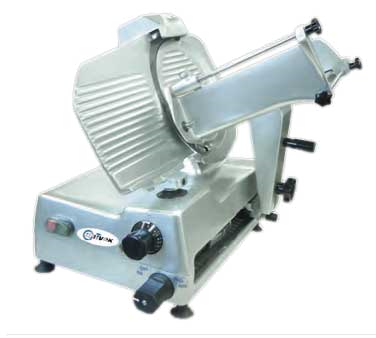 "superior-equipment-supply - Univex - Univex Automatic Electric Value Series Slicer With 12"" Diameter Blade"