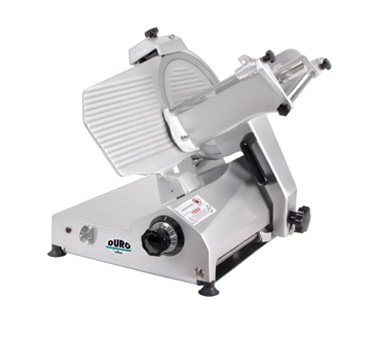 "superior-equipment-supply - Univex - Univex Manual Electric Value Series Slicer With 12"" Diameter Blade"