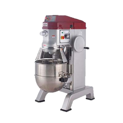 MVP Group Electric Floor Model 60 Quart Axis Planetary Mixer