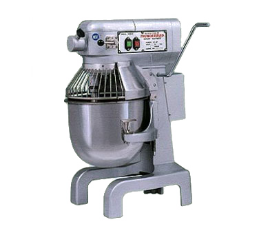 superior-equipment-supply - Thunder Bird - ThunderBird Stainless Steel Bowl Electric Bench Model 20 Quart Planetary Mixer