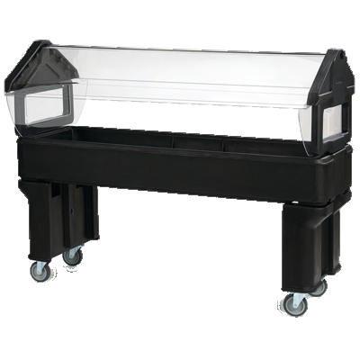 "superior-equipment-supply - Carlisle Food Service Products - Carlisle 72"" Wide Portable Food Bar"