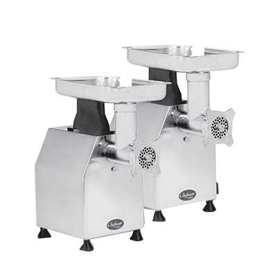superior-equipment-supply - Globe Food Equipment - Globe 450 Lbs Per Hour Production Meat Grinder