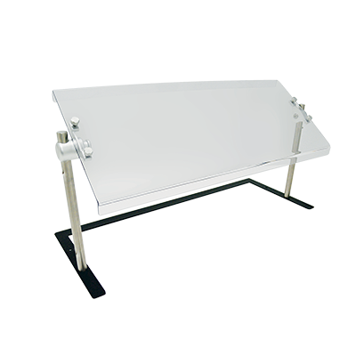 "superior-equipment-supply - Advance Tabco - Advance Tabco Self-Serve Style 36"" Long Portable Food Shield"