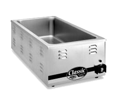 "superior-equipment-supply - APW Wyott - APW Wyott Countertop Electric 28-1/2"" Pan Capacity Food Pan Warmer"